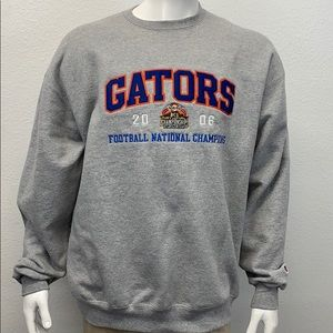 Florida Gators 2006 NATIONAL CHAMPIONS Sweat Shirt